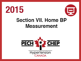 Section VII: Home Measurement
